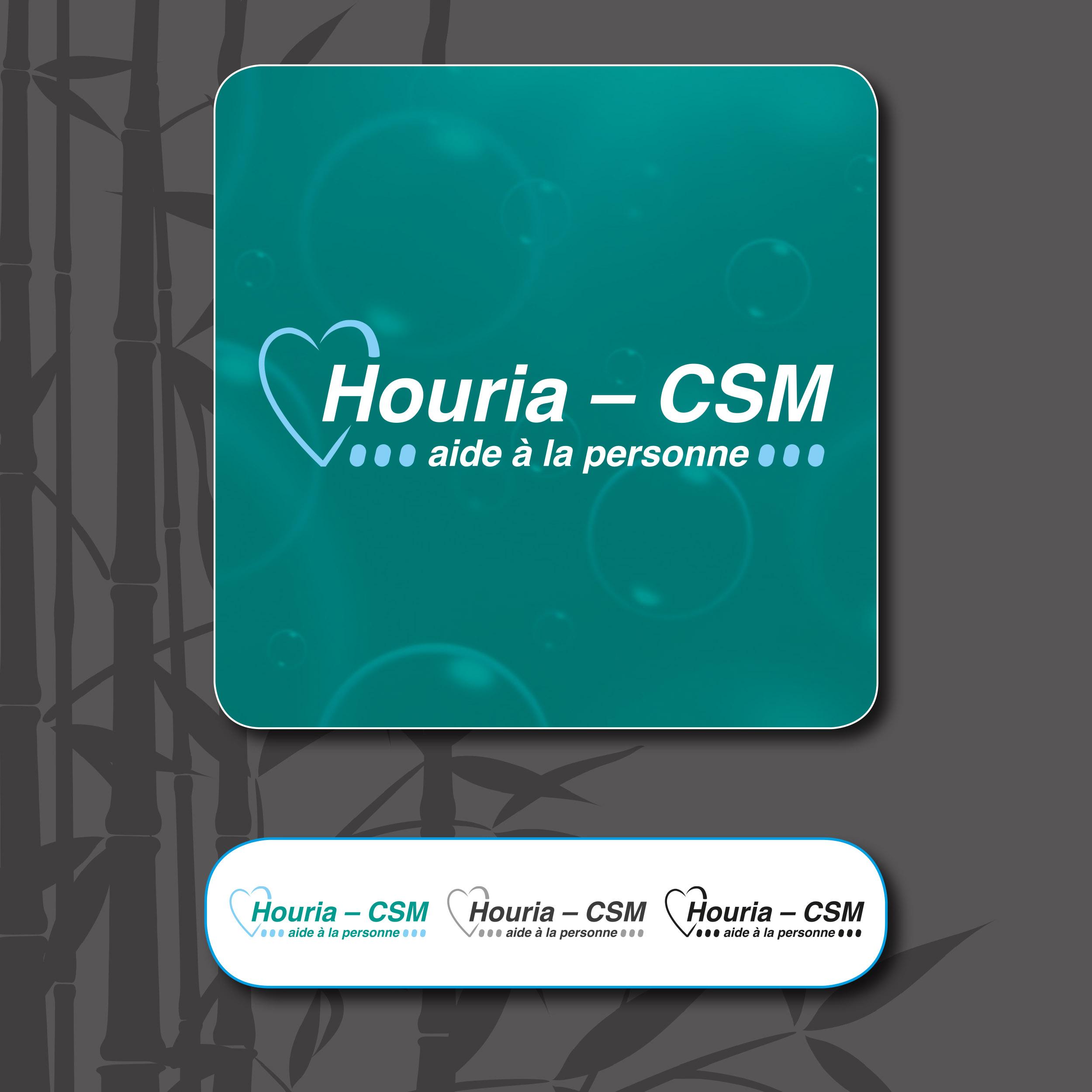 Logo - Houria-CSM